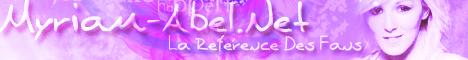 Myriam-Abel.Net La Référence Des Fans